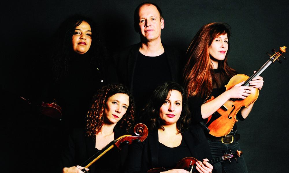 Thibaud Defever et le Well Quartet