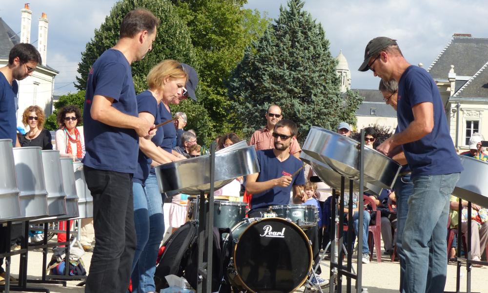 Les Germaines Steel Band